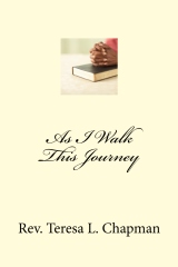as i walk this journey cover