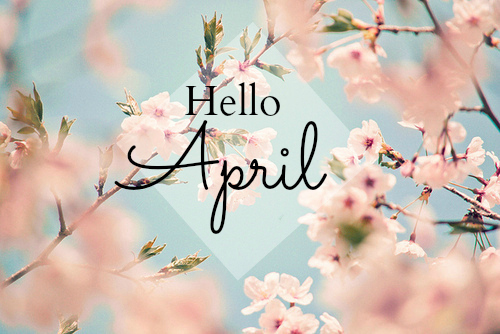 Image result for Happy April