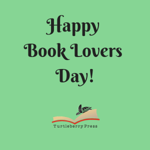 Happy Book Lovers Day!